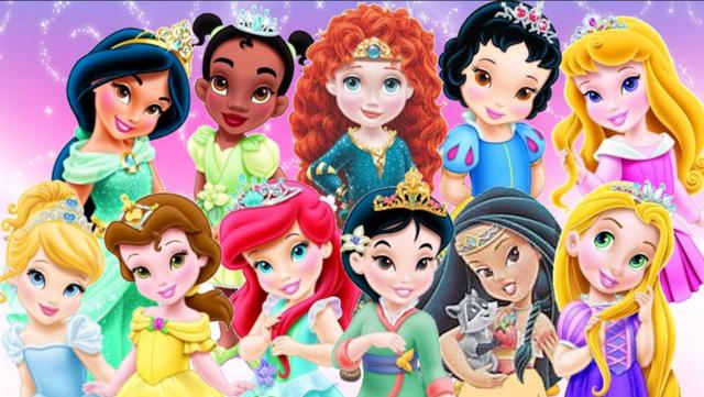 Princesses of Disney timeline | Timetoast timelines
