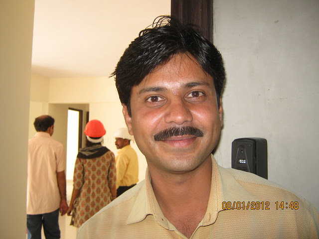 Dhananjay Tale, Project Engineer, Al-Track Group's Zig Solis, Ziggurat Phase 2, 2 BHK & 2.5 BHK Flats on Katraj Dehu Road Bypass at Ambegaon Budruk, Pune 411 046