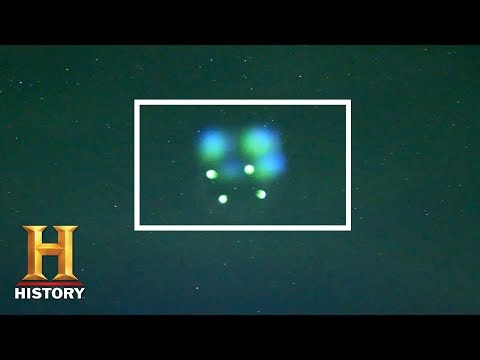 The Proof Is Out There: UFOS SEEN IN NORTHERN LIGHTS (Season 2)