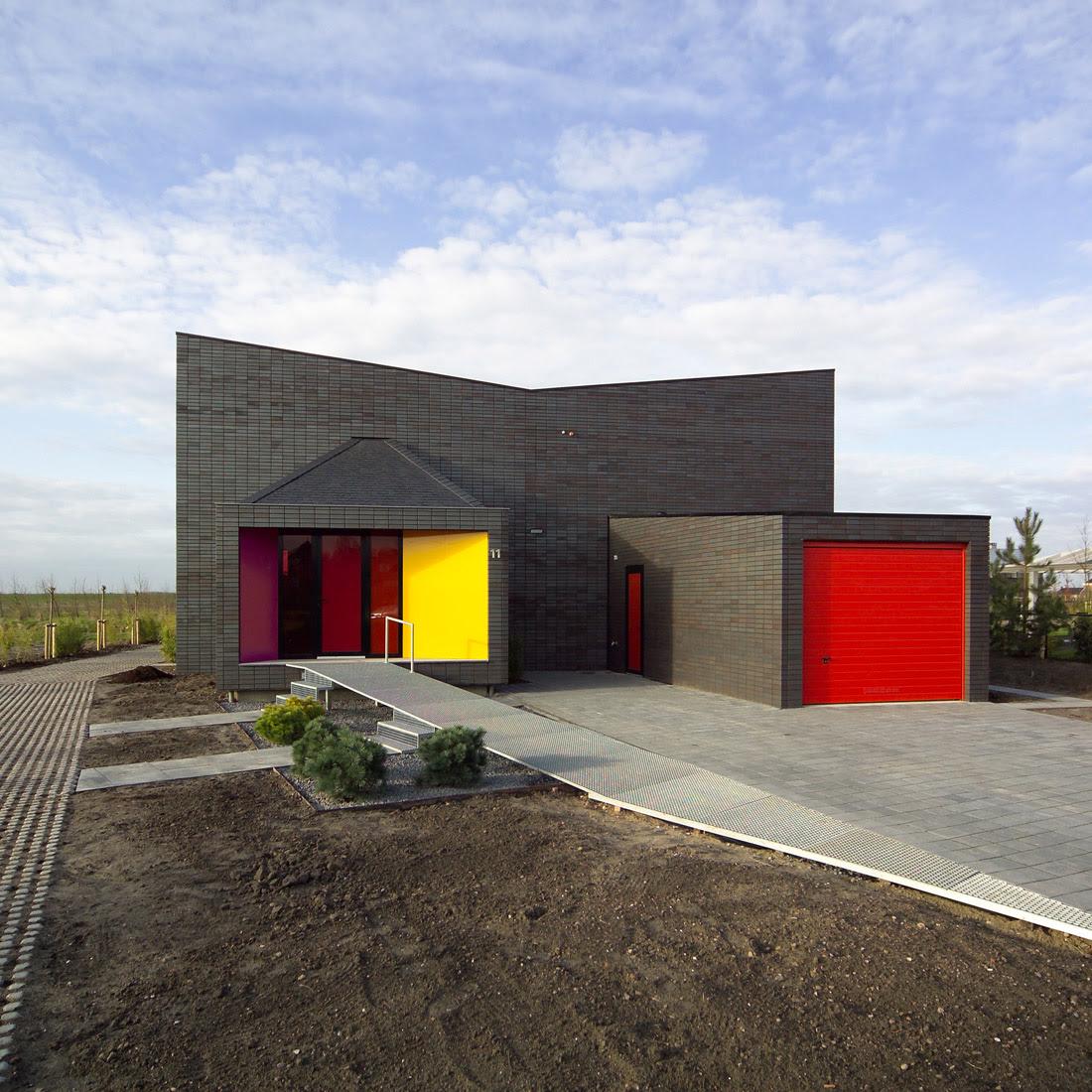 casa_m, Marc Koehler Architects,diseño, interiores