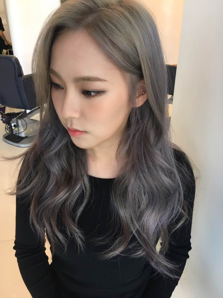 The New Fall\/Winter 2017 Hair Color Trend  Kpop Korean Hair and Style