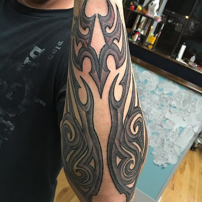 100 Best Forearm Tattoo Designs Meanings 2018
