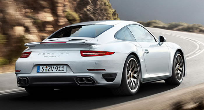 Porsche 911 Turbo S 2014 0 60 29 Seconds 198 Mph