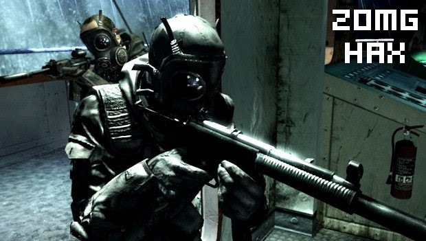Hackers have taken over Call of Duty 4 on PS3 photo