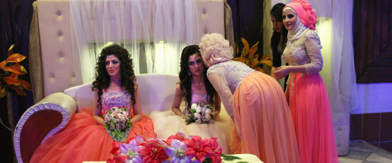 ARAB WEDDING