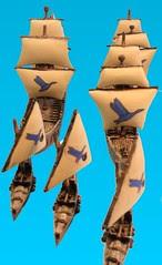 Uncharted seas human fleet 3