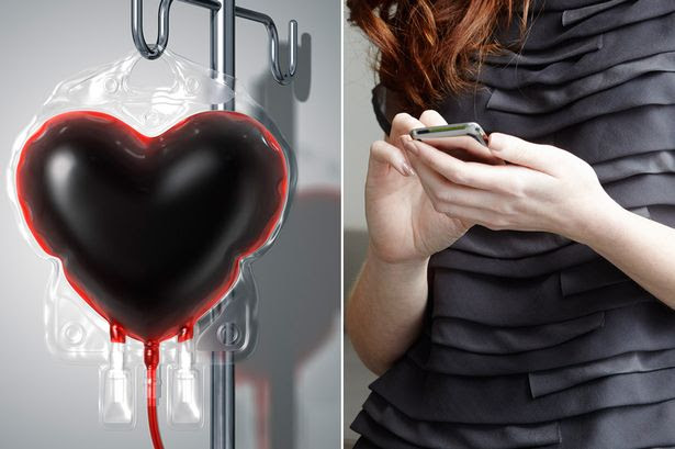 Doadores de sangue receberão mensagem informando quando uma vida foi salva para incentivar solidariedade