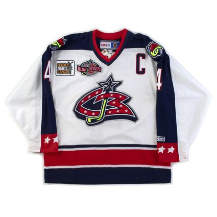 Columbus Blue Jackets 2000-01 jersey photo ColumbusBlueJackets2000-01F-1.jpg