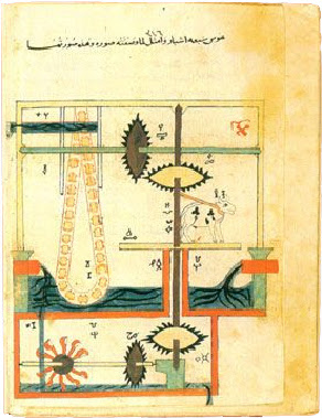 Berkas:Al-Jazari Automata 1205.jpg