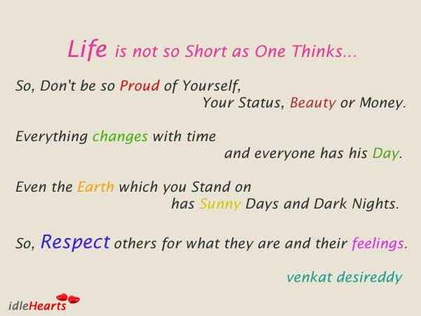 Quotes About Do Not Be Proud 56 Quotes