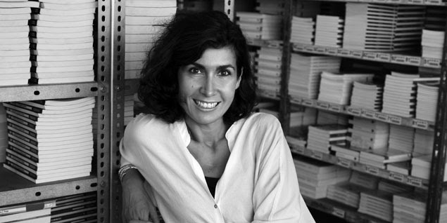 Ofelia Grande, directora de Siruela. (FOTO: Marta Calvo)