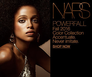 Powerfall - The Fall 2016 Color Collection from NARS