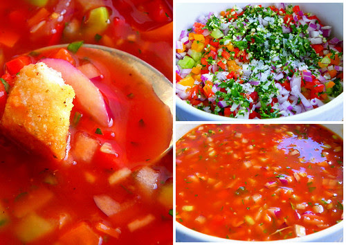 Summer Living: Gazpacho