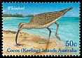 Cl: Whimbrel (Numenius phaeopus) SG 400 (2003)