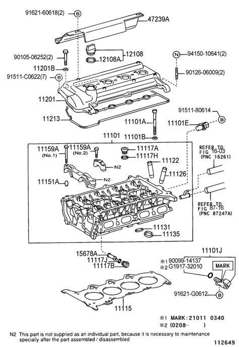 1533021011 - Toyota Engine Variable Valve Timing (VVT