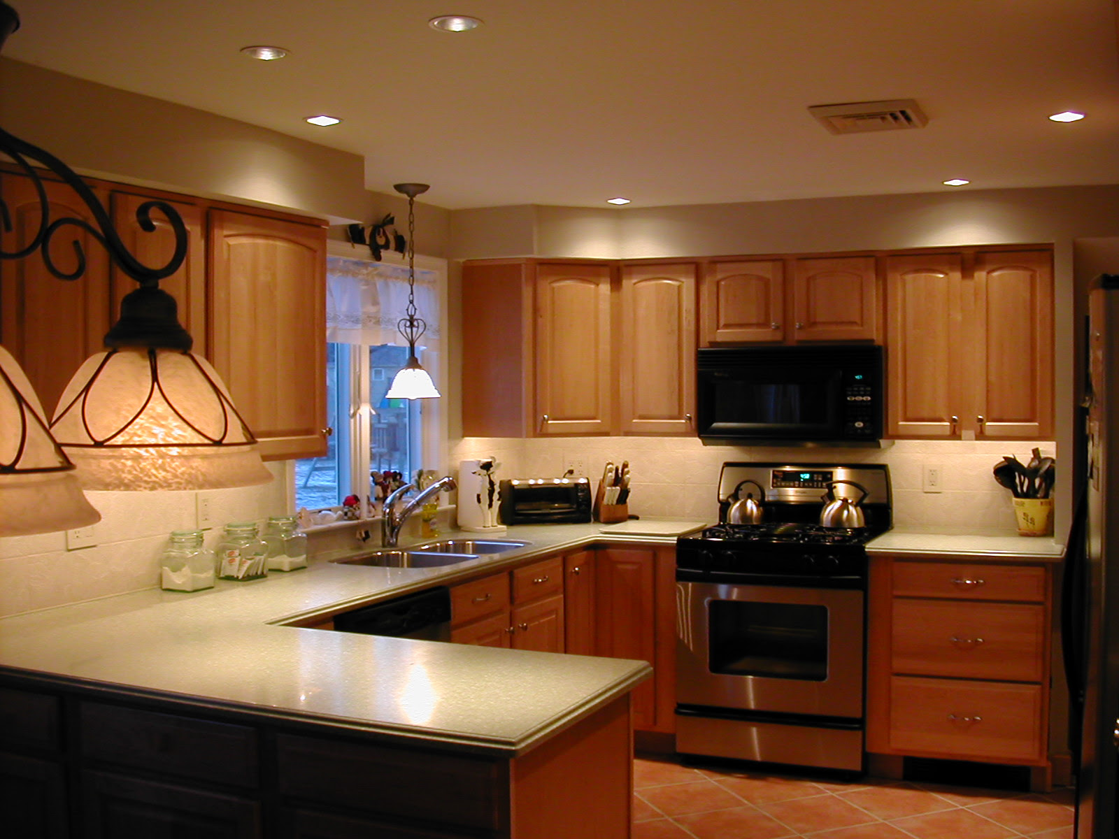 Kitchen Lighting Design Pictures & Photos