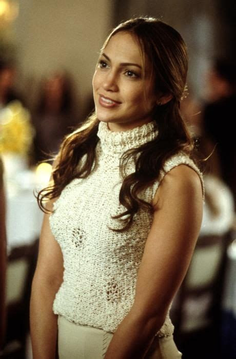 Jennifer Lopez   Mary Fiore, the Wedding Planner (2001