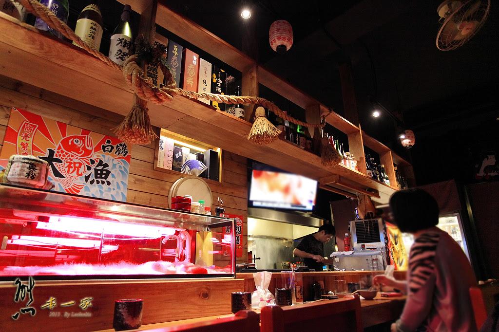 [台北中山區日本私房料理] 微風建一食堂~庹宗華九把刀親自服務