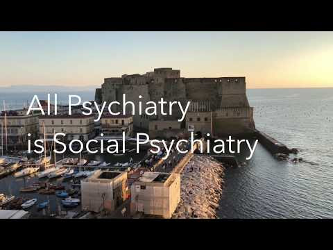 2018 DINESH BHUGRA All Psychiatry is Social Psychiatry
