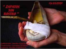 """""""Zapatos sin rostro"""" de Maika Eggerix"""