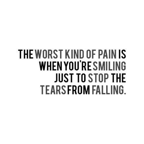 Depression Quote About Fake Smiles Quote Number 608292 Picture