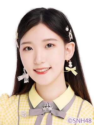 江真仪 SNH48 TEAM NII成员 江真仪