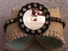 Custom Jeweled B-Cuffs!