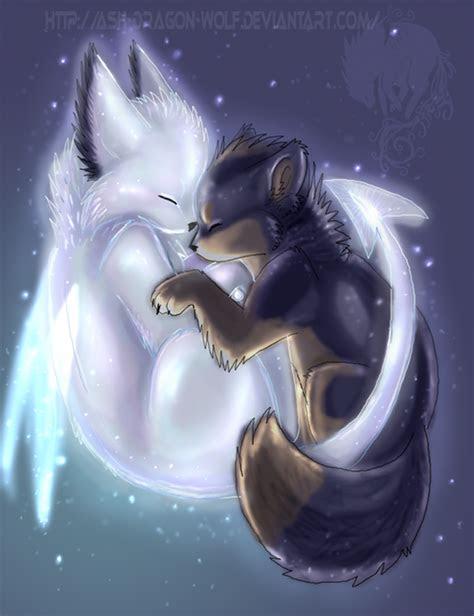 guardian angel furry en  dibujos