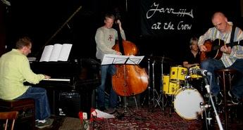 Martijn van Iterson Quartet (foto: Cees van de Ven)
