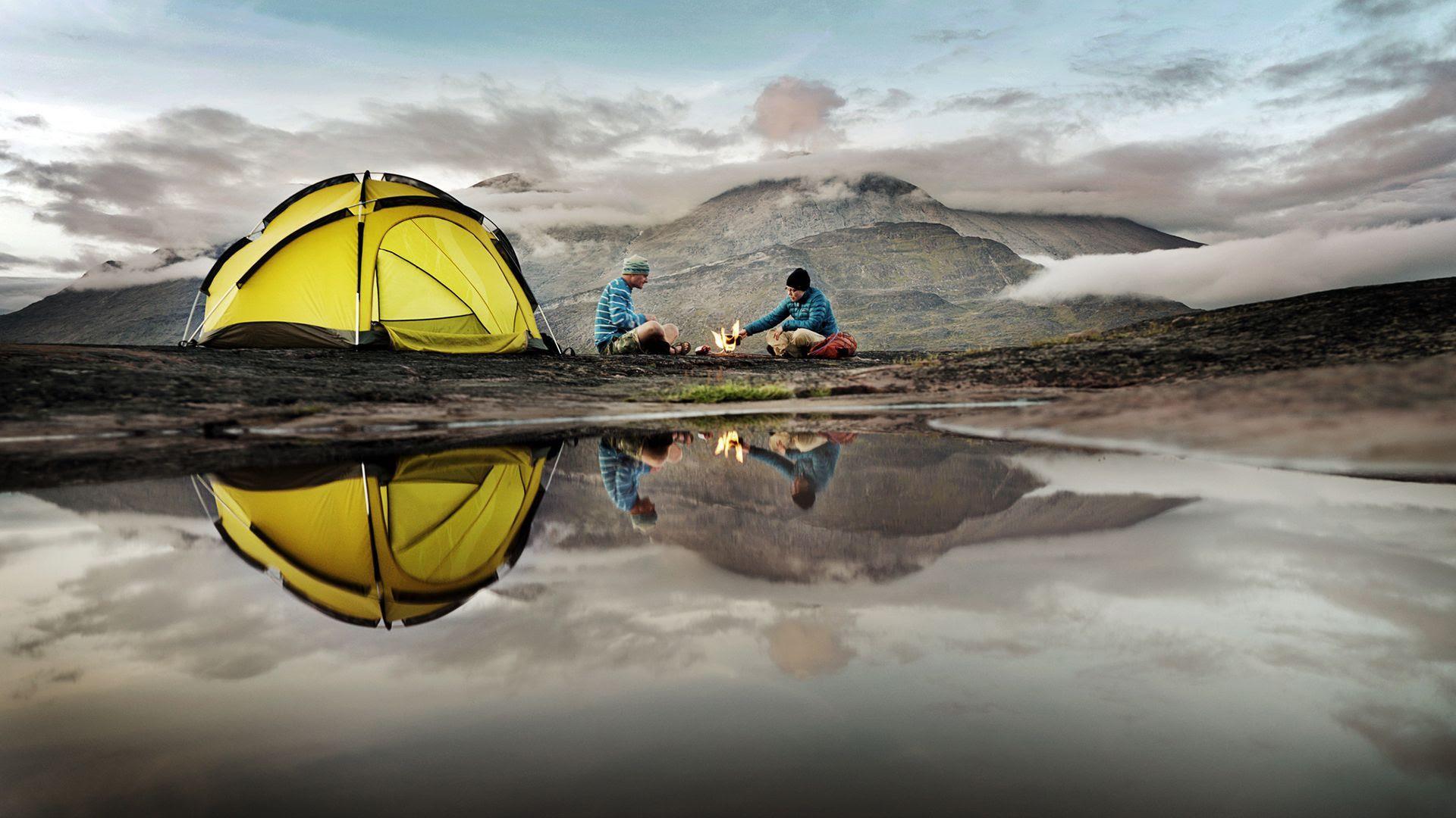 Camping Wallpapers HD | PixelsTalk.Net
