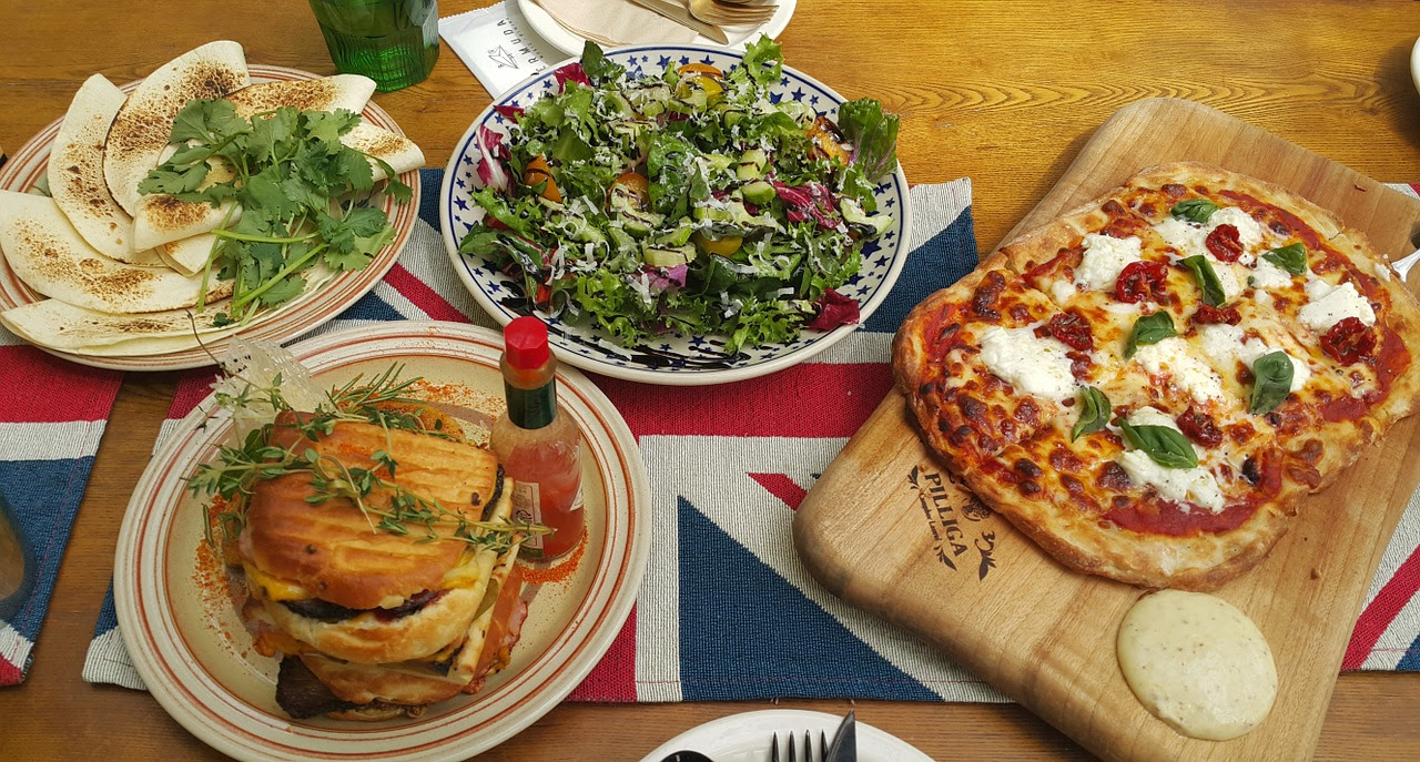 35+ Latest Food Delivery Near Me Open Now Pizza | Ritual Arte