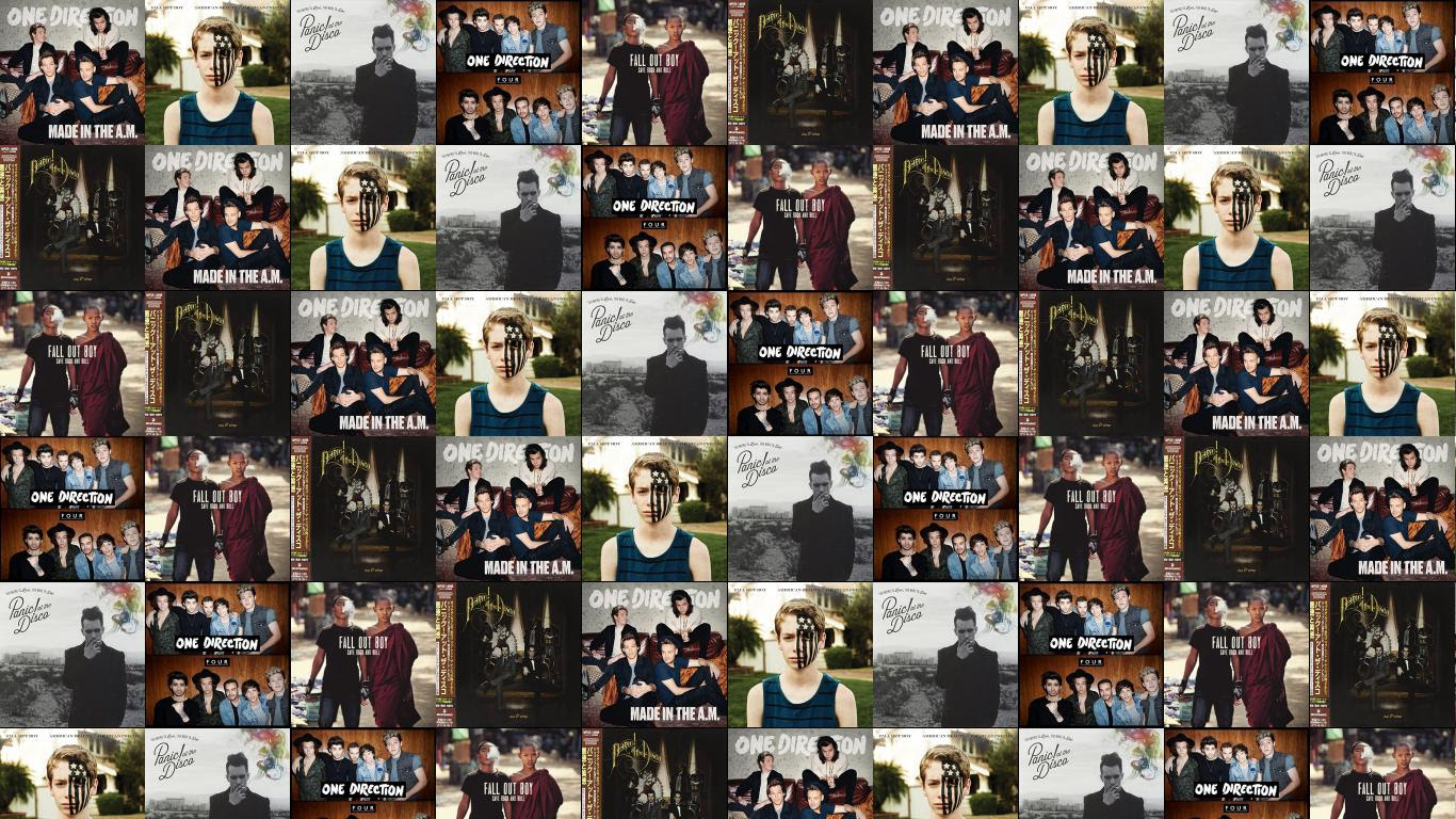 One Direction Made In A M Fall Out Wallpaper Tiled Desktop