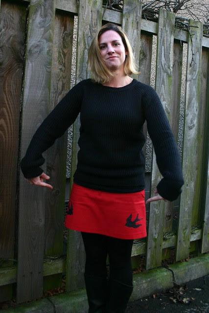 swallow skirt 3