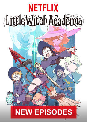Little Witch Academia - Season 2