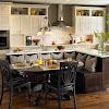 Island Kitchen Table Ideas