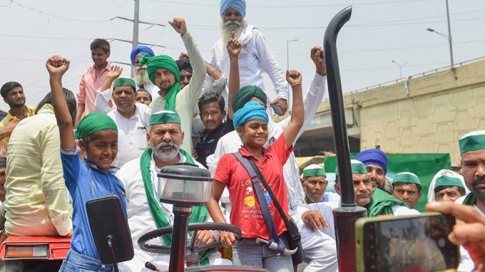 फिर से तूल पकड़ रहा Farmers Protest, संसद कूच को लेकर Rakesh Tikait ने दिया ये बयान