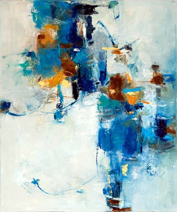 Beautiful Examples of Abstract Expressionism Art Works (28)
