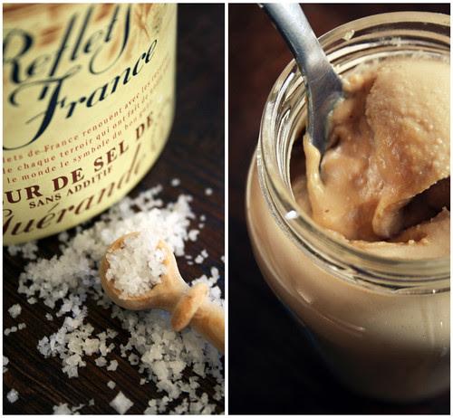 Peanut Butter & Fleur de Sel
