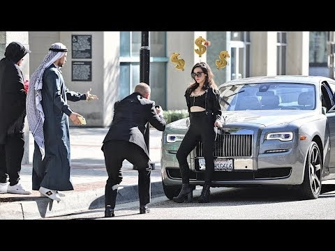 See what She did when She knew that he is a Rich Prince of Dubai!