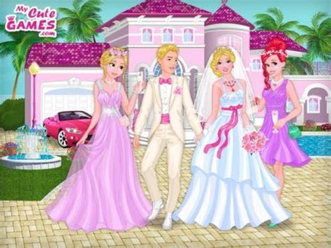 Dress Up Games Barbie Wedding ? Fashion Name