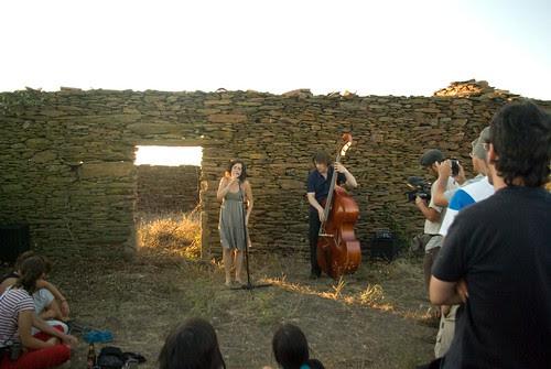 Sofia Ribeiro & Marc Demuth @ L Burro I L Gueiteiro 2009