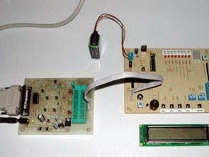 Ban phát triển thẻ phát triển thử nghiệm PIC16F84