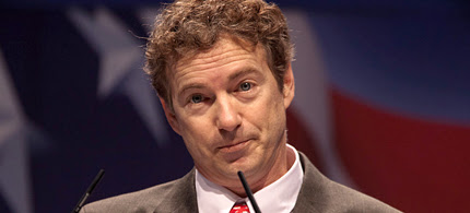 Rand Paul. (photo: Jeff Malet/maletphoto.com)