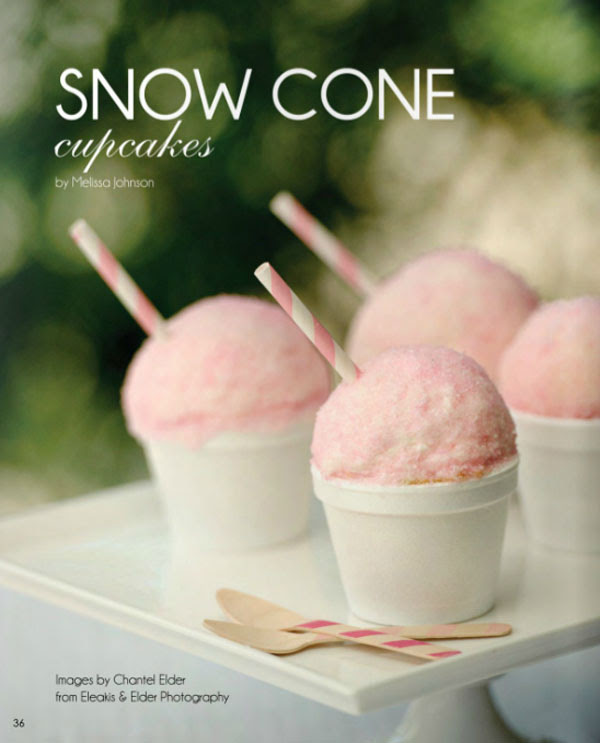 snowconecupcakes