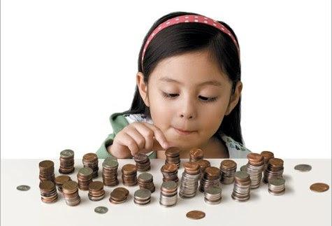 le budget et les enfants