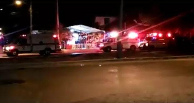 Ataque armado en bar de Cancún deja 3 muertos y 7 heridos