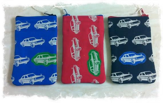 iPhone Cozy--Echino-Nico Cars