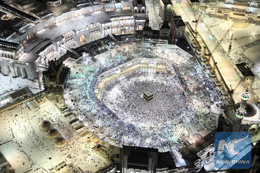 Saudi Arabia Plans To Increase Capacity Of Grand Mosque In Mecca Xinhua English News Cn