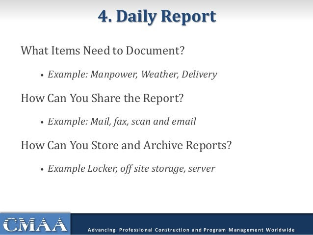 Apps for Construction (CMAA 2014)