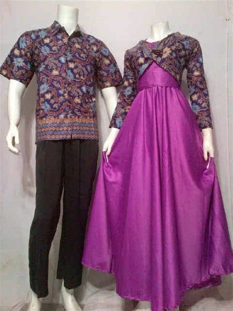 gaun batik modern ideas  pinterest dress